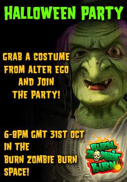 Home Halloween Poster