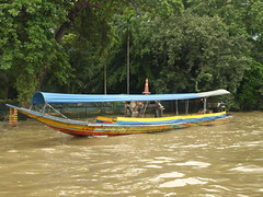 Bangkok Longtail Boat
