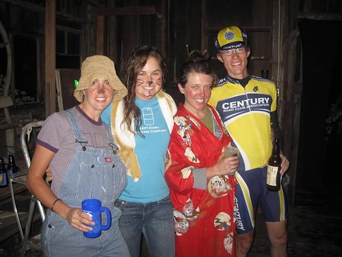 Halloween in Eureka