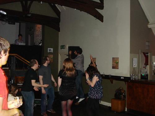 Dancing! Live!