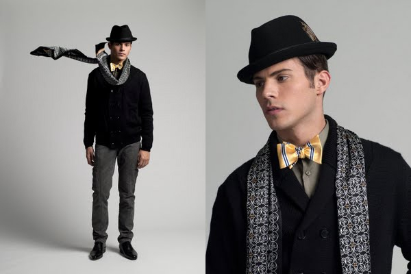 Fine and Dandy lookbook 11