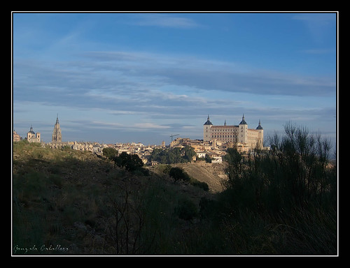 Amanece sobre Toledo (X)
