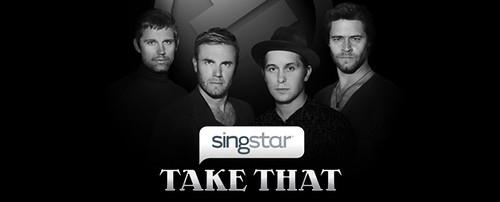 VidZone SingStar Take That