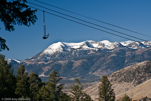 Mt. Glory and Snow King Lift