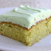 Thumbnail image for Cakes of My Youth: Pistachio Pudding Cake