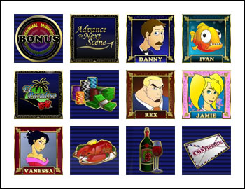 free As the Reels Turn 2 slot game symbols