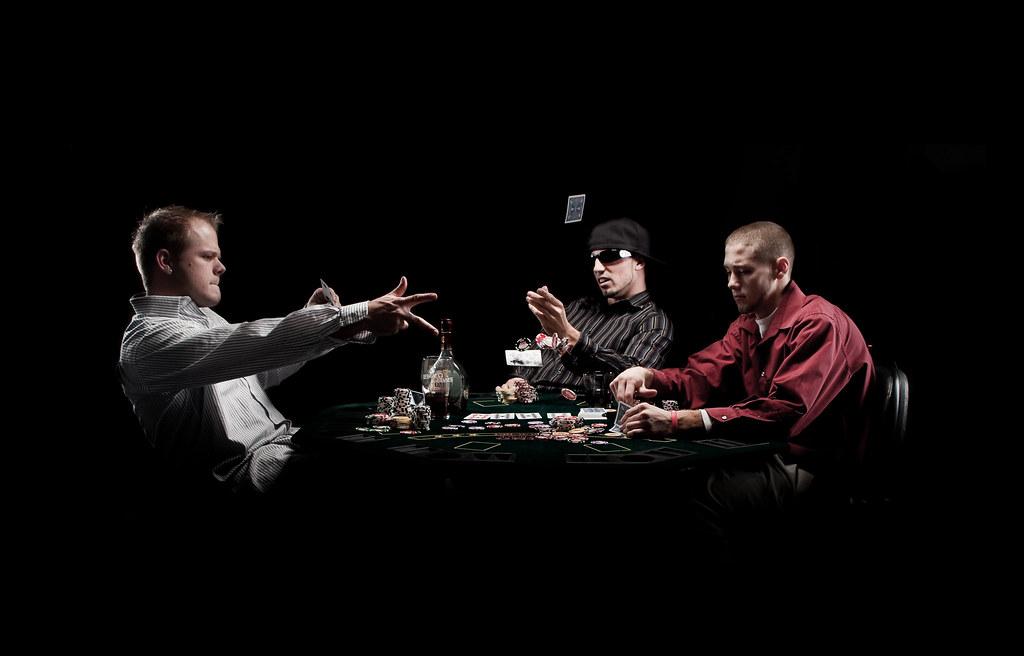 Poker Night 1/5