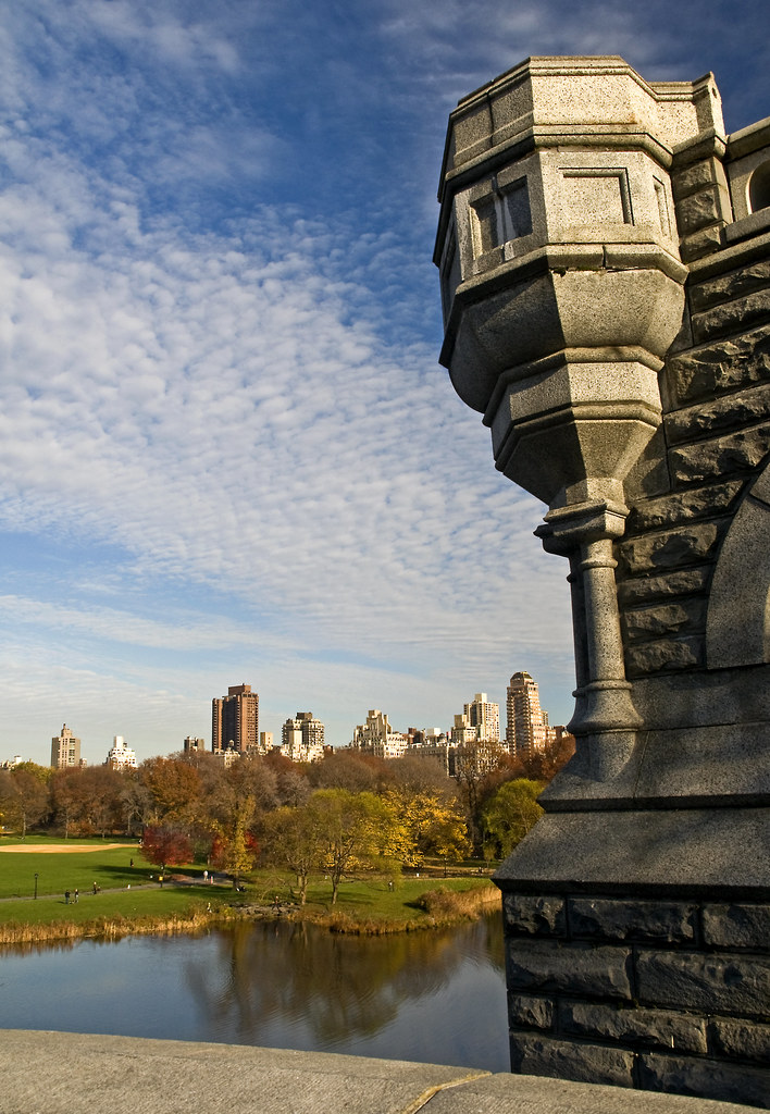Belvedere in Central Park