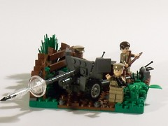 M1 57mm Anti-Tank (ricks-to-use) Tags: france lego m1 american ww2 antitank 57mm