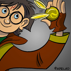 Harry Potter Twitter Avatar