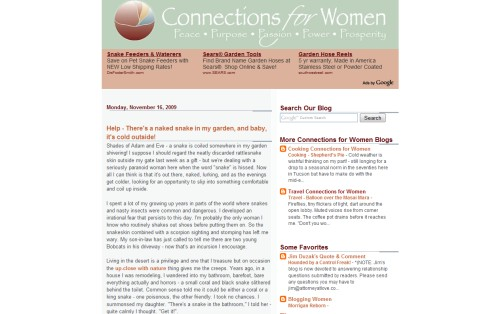 Connections for Women