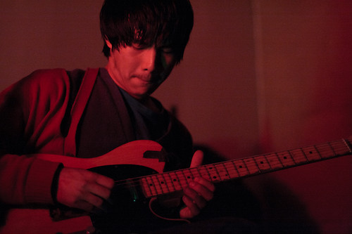 Dustin Wong @ Open Space
