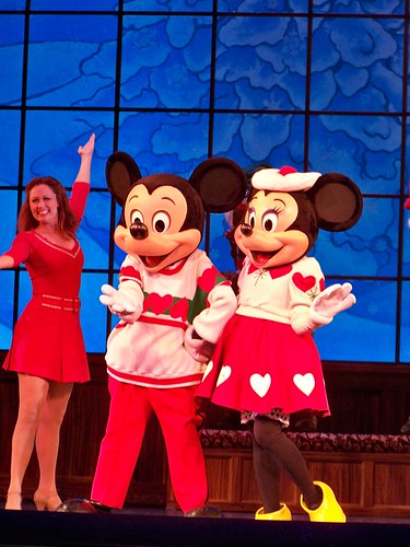 Disney's Holiday Spectacular Show at the El Capitan