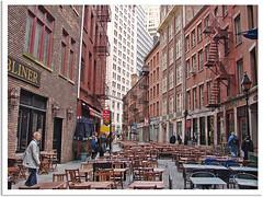 New York 2009 - Stone Street