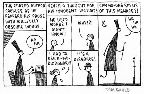 Evil author