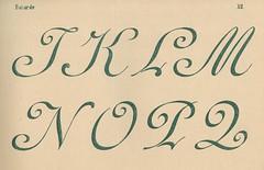 peintre lettres alphabets 2 p12