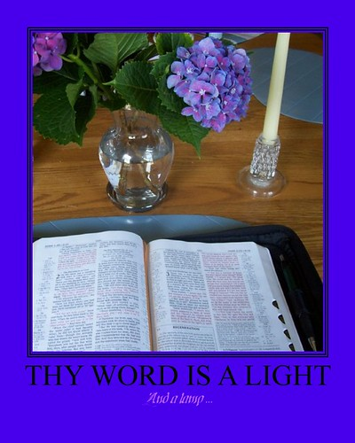 Thy Word ...