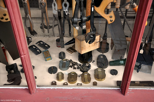 The Hardware Shop