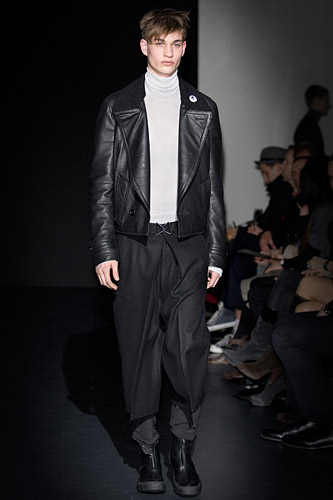 Johannes Linder314_FW09_Paris_Yves Saint Laurent