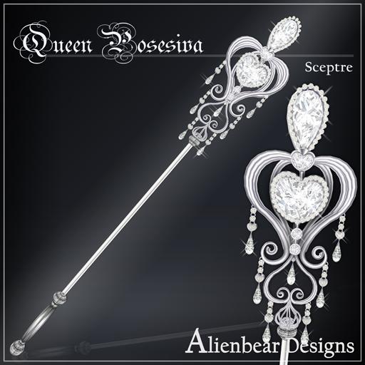 Queen Posesiva sceptre