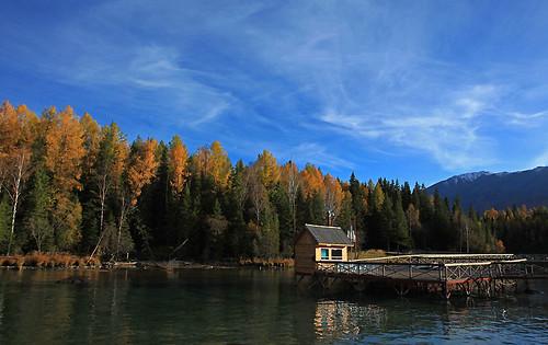 IMG_1105-w Kanas Lake
