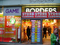 Borders liquidation approved by bankruptcy judge Bankruptcy Bookstore eBookstore