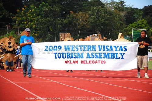 Western Visayas Tourism Assembly 2009 Pictures