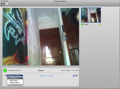 Tu webcam como cámara de Vigilancia!- tutorial paso a paso