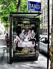 15751- Publicity  in Paris 巴黎 파리 窗口显示 윈도우 디스플레이 (Rolye) Tags: paris france yahoo google women image samsung www images best com msn publicity aol baidu ops parfum parfums nv7 rolye
