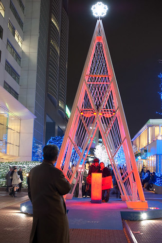 Shinjuku ilumination-5