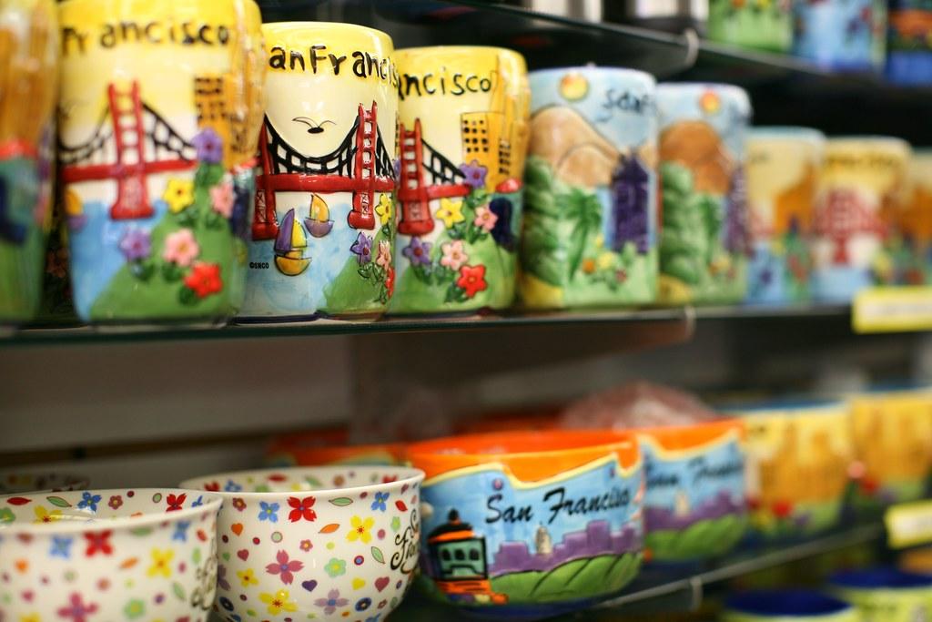San-Francisco-souvenirs by Dennis Goedegebuure, on Flickr