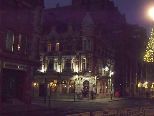 The Old Royal (formerly the Red Lion) on Church Street in Birmingham