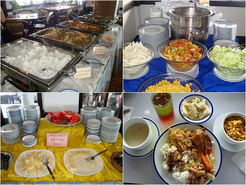 Sun Cruises Hotel Buffet Lunch