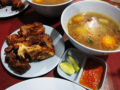Sop Buntut Goreng- Fried Oxtail Soup