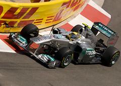 Rosberg (Luca Germi - bradipofotografo) Tags: mercedes sigma f1 os montecarlo d300 rosberg hsm 150500 sigma150500oshsm