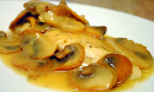 620 baked lemon chicken with mushroom sauce recept yummly baked lemon ...