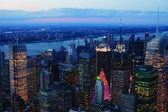 3大夜景ツアー(エンパイアステートビル・ニュージャージー・ブルックリン