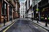 If Buildings Could Talk (Dimmilan) Tags: street uk windows england urban building london architecture cityscape box telephone bollard oldarchitecture slicesoftime galleryoffantasticshots