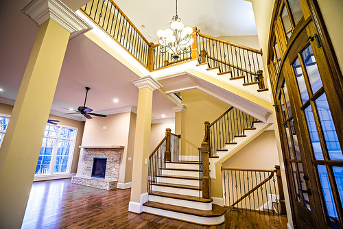 Andronx Custom Staircase