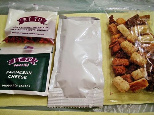 ET TU Caesar Salad Kit