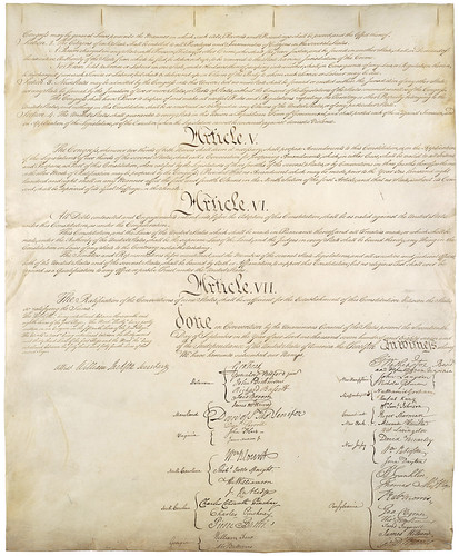 Constitution of the United States of America (page 4)