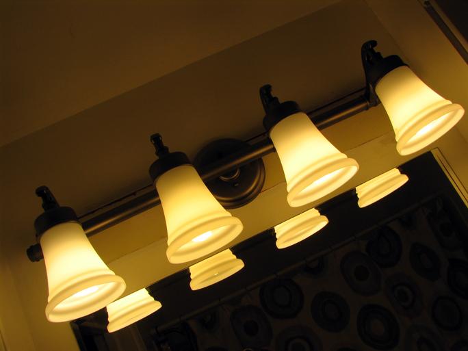 new light fixture