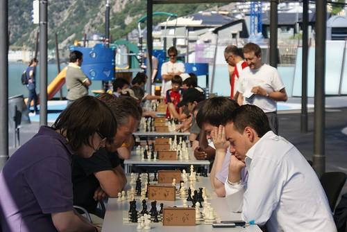 Vista del torneig