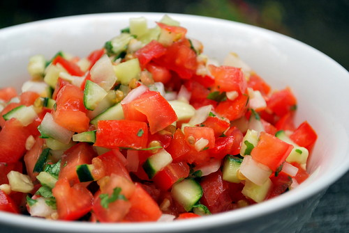 Summer in a Bowl: Pico de Gallo (Salsa)