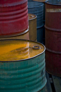 Oil Barrels, From ImagesAttr