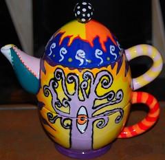 Teapot again
