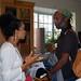 Elspeth Duncan, Ricardo Scipio, CaribbeanTales Film Festival 2009