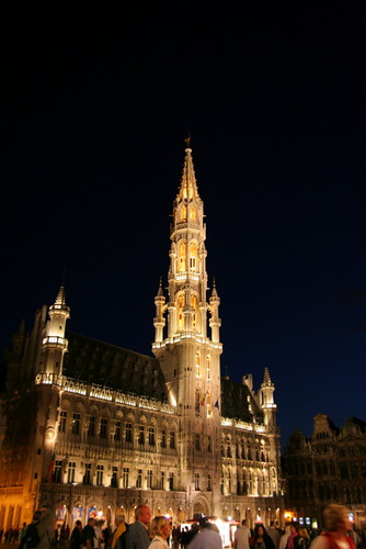 Grote Markt Night  by you.