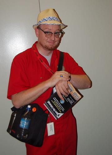 Comic Con 09: Dr Venture