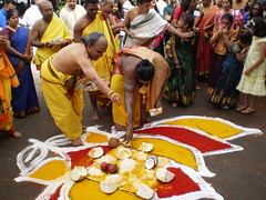 Grand Inauguration and Kumbaabhishekam of Chinmaya Mission Andover- July 2009 (The Pluralism Project) Tags: hinduism anewera worldreligionsinboston